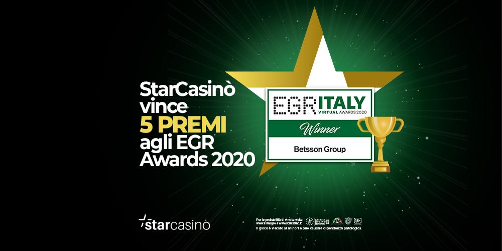 StarCasinò: miglior casinò online, miglior servizio clienti e miglior campagna sul gioco responsabile